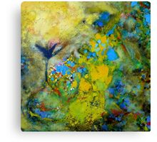 Coming Alive: Summer Imagined Naturescape Canvas Print