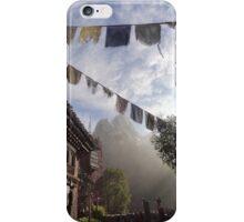 Misty Mount Everest iPhone Case/Skin