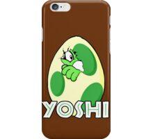 New life on Yoshi Island iPhone Case/Skin