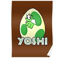New life on Yoshi Island Poster