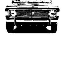 Fiat 128 '72-'76 by garts