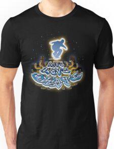 Live, Love, Skate - City Skateboarding  Unisex T-Shirt