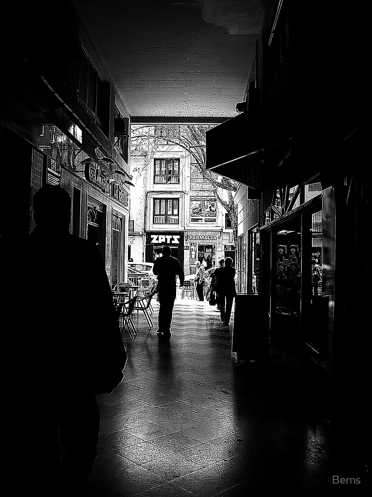Out of the Dark by Berns