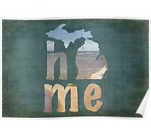Michigan Home Poster