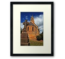 St Michael the Archangel Chapel #3 Framed Print