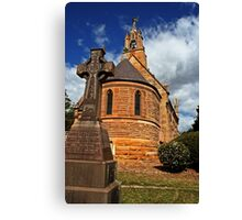 St Michael the Archangel Chapel #3 Canvas Print
