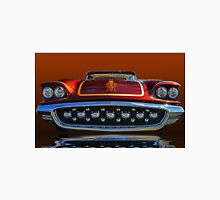 1958 Ford Thunderbird front view abstract Unisex T-Shirt