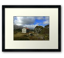 Alpine retreat Framed Print