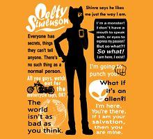 Celty Sturulson Quotes Unisex T-Shirt