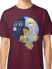 The Doctor and the Assistant  Classic T-Shirt