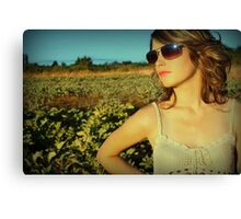 ::COUNTRY CHIC:: Canvas Print