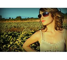 ::COUNTRY CHIC:: Photographic Print