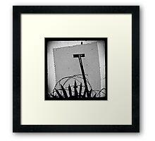 Born free Framed Print