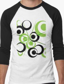 Abstract green circles T-Shirt