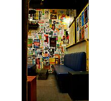 Camden, a place to explore... Photographic Print