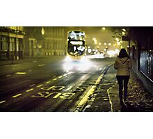 Mean Streets Photographic Print