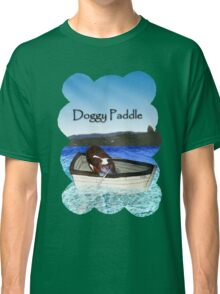 Doggy Paddle Classic T-Shirt