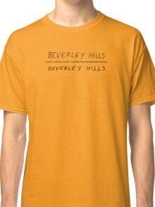 The Jinx - Beverley Hills - Black Classic T-Shirt