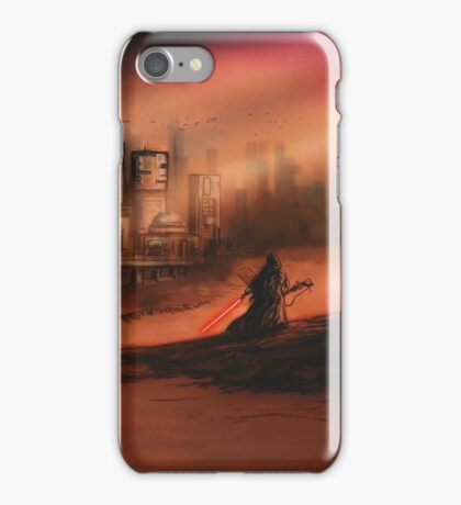 Before The Light iPhone Case/Skin