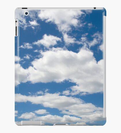 Summer sky iPad Case/Skin