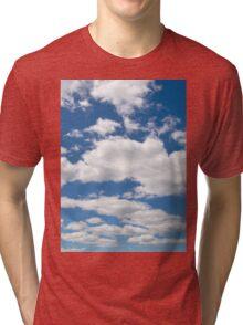 Summer sky Tri-blend T-Shirt