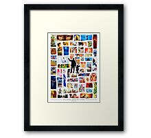 Walt Disney Animation Studios Framed Print