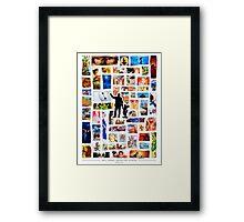 Walt Disney Animation Studios Framed Print