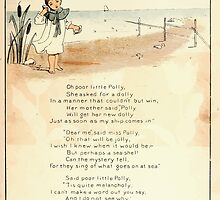 The Glad Year Round for Boys and Girls by Almira George Plympton and Kate Greenaway 1882 0011 Poor Little Polly by wetdryvac