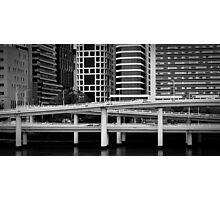 Freeway - Brisbane Photographic Print