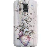 Driftwood Heart 02 Samsung Galaxy Case/Skin