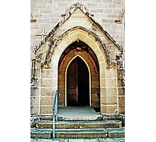 St Paul's Anglican Church Photographic Print