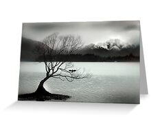 Wanaka Greeting Card