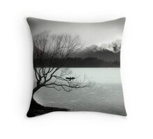 Wanaka Throw Pillow