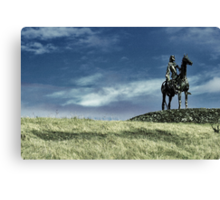The King of Tyrconnell: Hugh Roe Ó Donnell Canvas Print