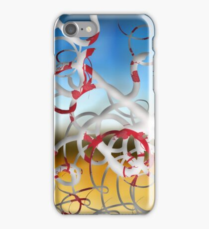 Abstract and Surreal Art iPhone Case/Skin
