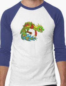 Fruit Punch! Men's Baseball ¾ T-Shirt
