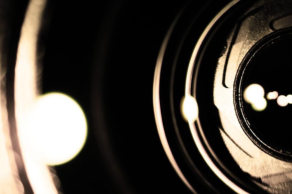The electric eye by rickvohra