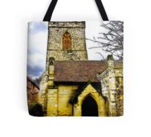 Holy Trinity Church - Goodramgate,York Tote Bag