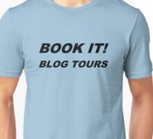 Book It! Blog Tours Unisex T-Shirt