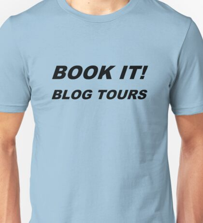 Book It! Blog Tours Unisex T-Shirt
