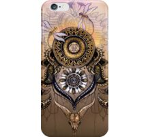 Love Between Dragonflies  iPhone Case/Skin