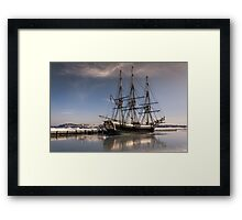 Friendship of Salem  Framed Print