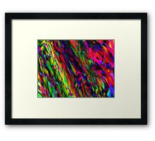 Rainbow. Framed Print