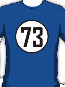 73 - as seen on TV - Sheldon Cooper T-Shirt