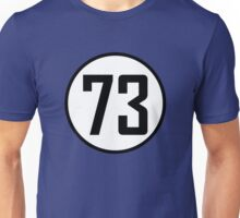 73 - as seen on TV - Sheldon Cooper Unisex T-Shirt