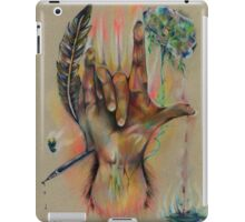 Handy work iPad Case/Skin