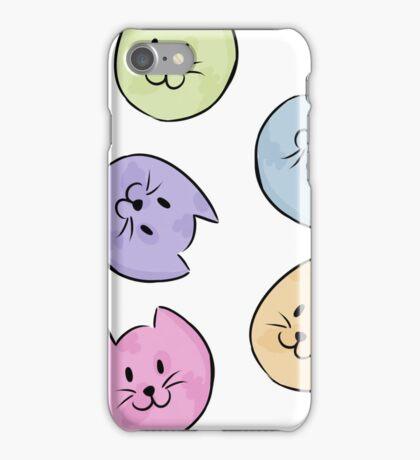 Kitties iPhone Case/Skin
