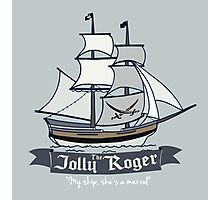 The Jolly Roger Photographic Print