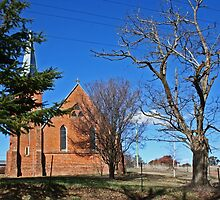 St Peters  Anglican Church by Evita