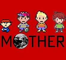 Mother Gang by FormalComplaint